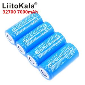 Recomenda gerente vA: 2019 novo LiitoKala Lii-70A 32700 3.2V 7000mAh lifepo4 bateria descarga 5C célula de bateria recarregável para backup