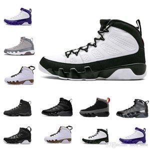 Nouveau Pas Cher 9 IX Chaussures De Basket-ball De Haute Qualité 9s Hommes Sneakers Bottes En Gros 9s IX Chaussures De Sport En Plein Air chaussures de taille US 8.0-13