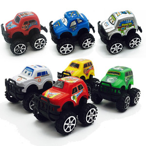 Huili small toy, candy color pocket, Huili car, cross-country toy car, hot selling around school