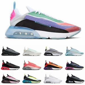 2090 Be True mens running shoes magma orange duck camo Grey bred Black Anthracite Aurora Green 2090s women sports runner trainers sneakers
