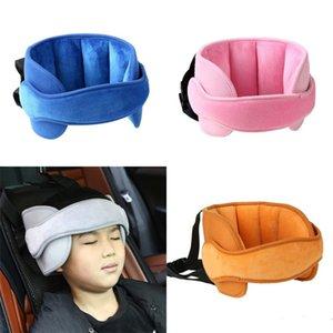 Niños Head Support Niños Automóvil Silla de seguridad Reposacabezas Almohadas para dormir Se venden bien con varios colores 15cb J1