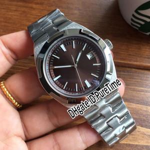 Novo ultramarino 4500 v / 110a-b146 caixa de aço brown dial automático mens watch 7 cores esportes de alta qualidade relógios baratos a34d4