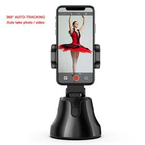 Intelligente Auto-Shooting Selfie-Stick Intelligent Follow Gimbal AI-Zusammensetzung Objektverfolgung Auto Face Tracking-Kamera-Telefon-Halter