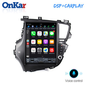 stile Android 9 Tesla navigazione NO Autoradio DVD GPS per KIA K5 Optima 2010-2014 Auto Radio Stereo Capo dell'Unità Multimedia Player