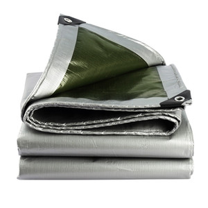 Various Size Extra thick outdoor Sun Shelter sun protection cloth Waterproof sunscreen tarp with 1pcs hang hole  meter