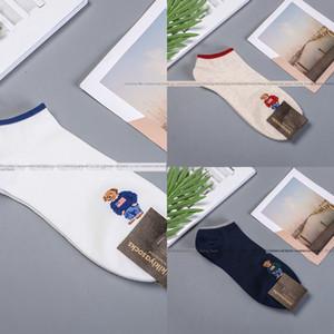 primavera y verano y Corea kikiya calcetines de los hombres llevan calcetines de dibujos animados de los hombres casuales transpirables