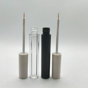 12 سنتيمتر ماكياج فارغة السائل كحل زجاجة إعادة الملء القضيب الحاجب محسن رمش النمو المصل أنابيب F2586