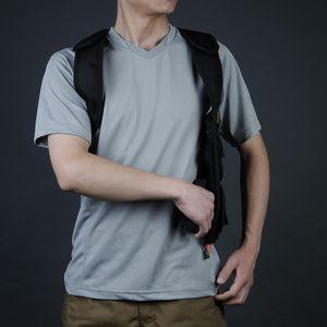 Mens лета V-образным вырезом Quick Dry Короткие рукава Military Tactical футболка Мужской Спорт на открытом воздухе Запуск Восхождение дышащий Тонкий футболку