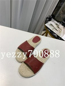 Summer 2020 new high-quality luxury ladies fashion single shoes slippers sandals casual shoes fashion casual wild fdzhlzj B6