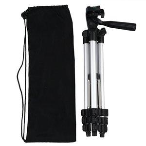 Штатив мобильный телефон штатив алюминиевый сплав ночная рыбалка лампа телескоп камера штативная фотография универсальная микро одиночная поддержка