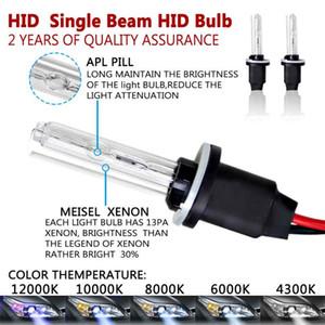 CAR 2PCS 55W 880 881 H27 6000K Advanced Slim Ballast HID Xenon Kit (Ultra White)