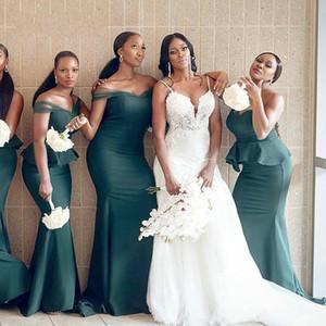 African Mermaid Lace Spaghetti Straps Wedding Dresses Backless Court Train Bridal Gowns 2020 Long Sexy Vestidos De Novia Plus Size