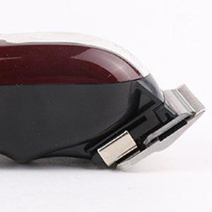 8148 Hair Clipper cavo senza fili magico della clip Grande per Barbieri e stilisti di precisione senza fili dei capelli Trimmer Loaded Caratteristiche magia rossa