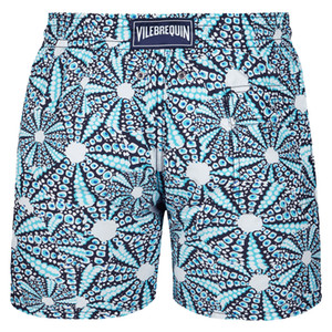 Vilebre Brand Board Shorts Men Bermuda Vilebre Turtle Printing Man Boardshort 100% Quick Dry Men's Swimwear fzw1720