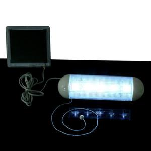 Fashion Cable indoor Corridor Courtyard Lamp Lampada di emergenza Outdoor Tenda Solare luce solare 1 Pz Split Type Solar Lamp