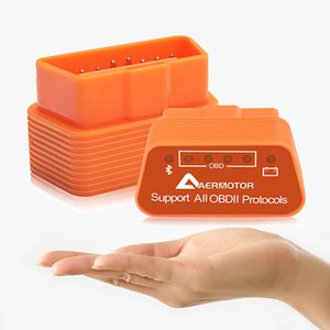 Herramientas OBD2 II ELM327 Wifi Bluetooth V1.5 Código coche escáner de diagnóstico para