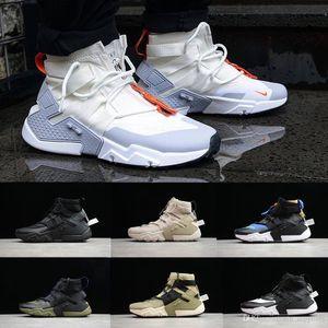 2020 новый Huarache Gripp QS Sail Olive Кроссовки для мужской Huaraches кроссовки мужчин Hurache Sneaker Муж Huraches кроссовки Человек бегом