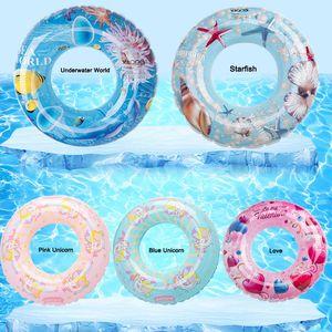 새로운 여름 풍선 반지 수영 서클 수영장 수레 수영 바퀴 성인 키즈 수영 FLOTADOR WaterSports beach pool accessories