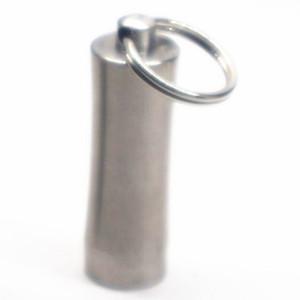 Multifuncional paliteiro Medicina Armazenamento Organizer Garrafa Outdoor Velho Mini Medicina portátil garrafa de Metal Canister DBC VT0390