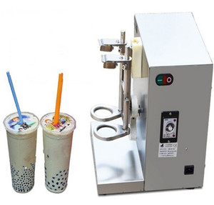 Double-Frame Auto Boba Teegetränk Milchschüttelmaschine Bubble Tea Shaker Maschine Bubble Tea Shaking Machine