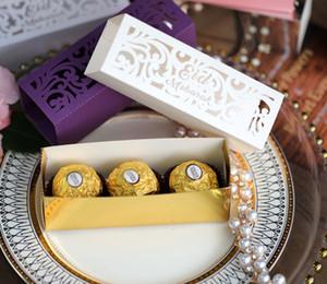 Gold Eid Mubarak Candy Box Favor Box DIY Paper Gift Boxes Happy Islamic Muslim Al-Fitr Eid Ramadan Decor Wedding Party Supplies