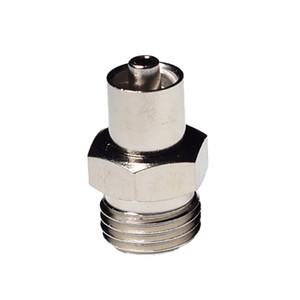 1 4 locking head luer lock adapter screw endoptional for automatic dispensing valve