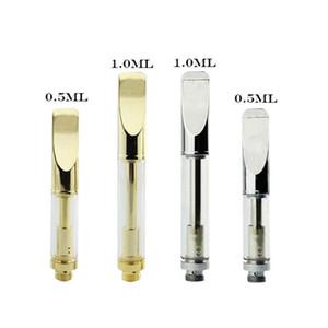 92A3 Pyrex Glass tank 0.5ml Cartouches 1ml Cartouches 510 fil Dual Coil CE3 atomiseur stylo vaporisateur pour batterie tactile