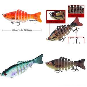vqrhf Fishing Silicone software bait fish 10cm 15g luya soft bait lizard baby software simulation