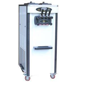 Ucuz Fiyat Ticari 3 Lezzet Yoğurt Yumuşak satılık Yumuşak dondurma Making Machine Ice Cream Serve