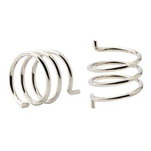 2pcs Pack Bike Disc Brake Spring BB5 BB7 Mechanical Calipers Clamp Return Spring Arm Circlip -Steel High Strength