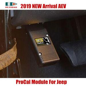 2020 New Arrival AEV ProCal Módulo Para Jeep Wrangler Wrangler Unlimited JK alta qualidade AEV DHL frete grátis