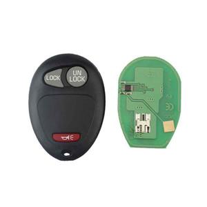 3 кнопки автомобиля дистанционного ключа для Chevrolet Colorado Canyon H3 2006 2007 2008 2009 2010 315 МГц Оригинальные ключи для L2C0007T