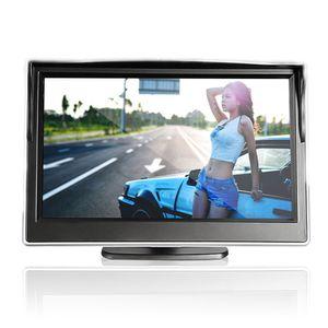 5 дюймов автомобиля монитор для камеры заднего вида автомобиля парковка резервное копирование обратный монитор HD