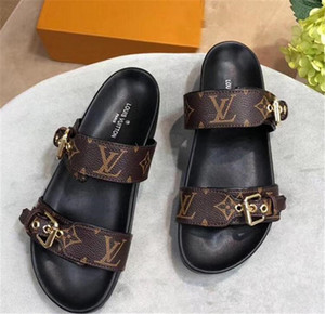 Bom Dia PLANO DE MULA 1A3R5O sandalias de las mujeres Alpargatas Cuñas Diapositivas Tangas BOMBAS planos del vestido las zapatillas de deporte