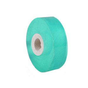 2CM Wide PVC Fruit Tree Grafting Tape Wrapping Film Self-adhesive Plastic Film Wrapping Tape Stretchable Gardening Tape