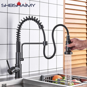 Latest Kitchen Faucet Can pull and Rotate Kitchen Mixer With Protective Cover Hot and cold water Easy to clean torneira