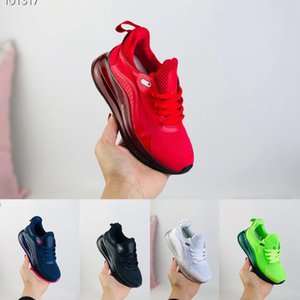 New Style Kids Sneaker 72c Cushion Running Shoes Boys Girls Leisure Sports Sneakers Youth Children infant Running Jogging Breathable trainer