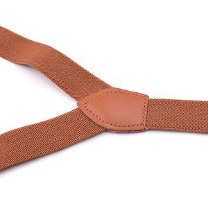 Unisex Dot Adjustable Y Back Suspenders Bowtie Set For Men And Women Fashion Shirt Elastic Braces Women Suspender Belt Ties