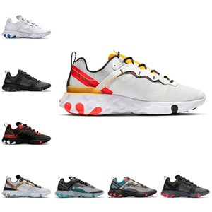2020 Nike EPIC react element 87 Shoes New Air max 87s deportivos zapatillas de deporte