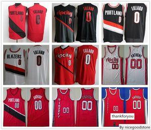 Portland Trail Blazers Pallacanestro Damian Lillard 0 Carmelo Anthony 00 C.J. McCollum 3 Hassan Whiteside 21 Trailblazers New jersey