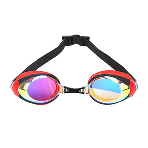 Swimming Goggles Professional Glasses Arena Racing Game Waterproof Swimming Anti-fog Glasses Swimming Glasses Colorful