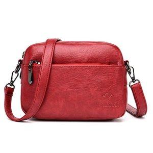 LONOOLISA Mode kleine Klappe Damen Umhängetasche Einfache Umhängetaschen für Frauen 2020 Handtaschen Frauen