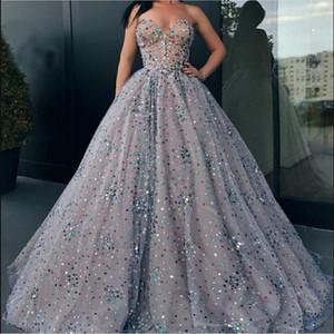 2019 de lujo larga moldeada vestidos de noche para las celebraciones una línea árabe Dubai vestido de fiesta Abendkleider atractiva del cóctel Vestidos