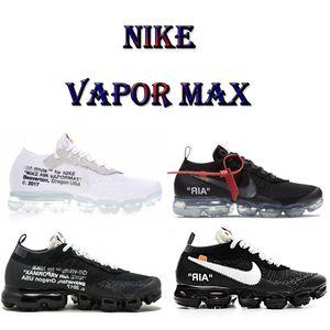 Nike Designer-Schuhe VaporMÀX VPM Fly 2.0 Knit FK Herren Laufdampf Off Freizeit Max Air Cushion 2018 beiläufige Breathable Turnschuhe