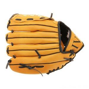 Бейсбол перчатку питчер Мягкоскорлупный метании правой Brown Другие продукты 125 дюйма Бейсбольная перчатка для кувшина мягкого типа для метания правой Brown