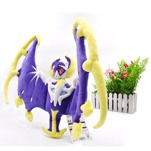 3 Styles Delicate Alola Solgaleo Lunala Cosmog SUN & MOON Animal Stuffed Peluche Plush Toys Japanese Anime Action Figure Dolls