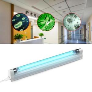 8W 6W бактерицидный свет T5 трубка UVC стерилизатор убить пыли клещ элиминатор УФ кварцевая лампа для спальни / больницы