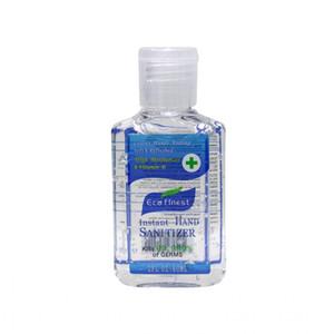 60ml Instant Hand Sanitizer Gel Kills 99,99% Bakterien Selbstansaugende Hand Sanitizer Tragbare Desinfektion Flüssige Handseife FS9514 Spray