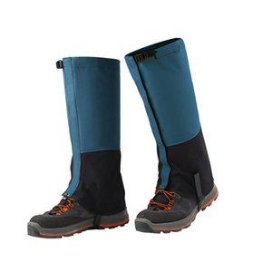 2018 New Waterproof Legwarmers Leg Covers Camping Hiking Ski Legwarmers Snow Hunting Climbing Gaiters Windproof Sports Safety