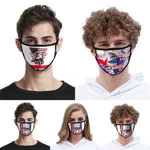 Быстрый свободная перевозка груз 50 1шт 3 слоя для лица Маска Earloops Главного Комфортный Mouth Ski Mask Designer 7339044 На складе # AQ996